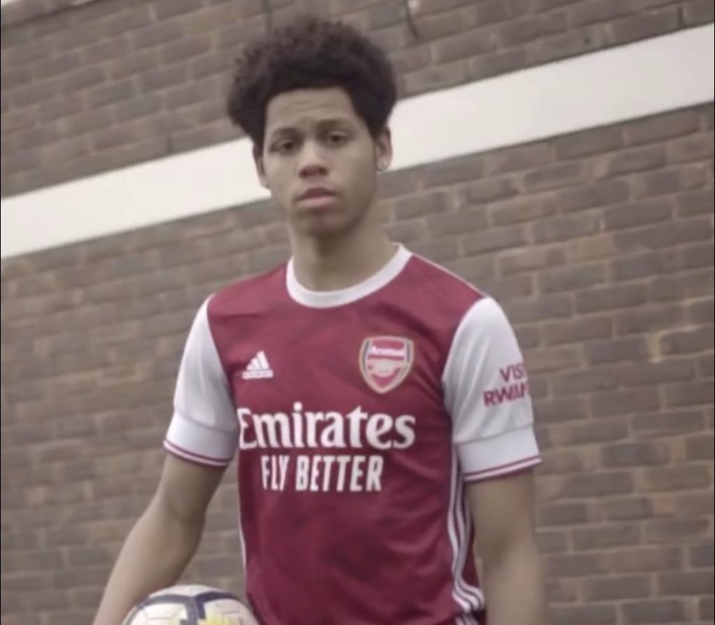 Amani-Richards-Arsenal-youngster