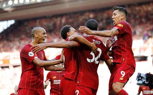 Arsenal vs. Liverpool score: Aubameyang the hero as ...  |Liverpool- Arsenal