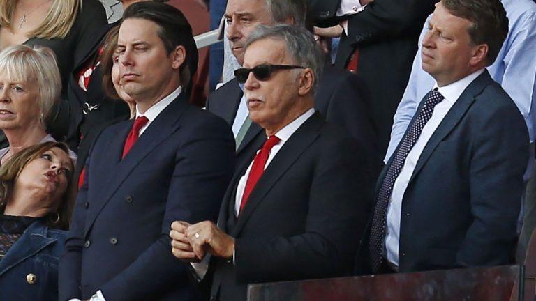 Kroenke reveals the secret behind a successful transfer window