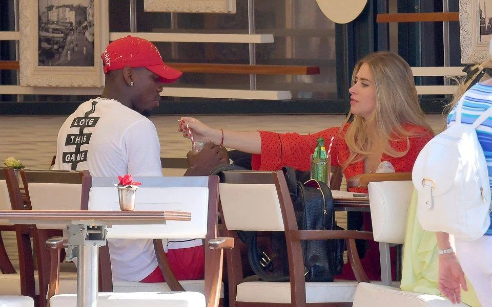 Meet Paul Pogba's stunning wife Maria Salaues