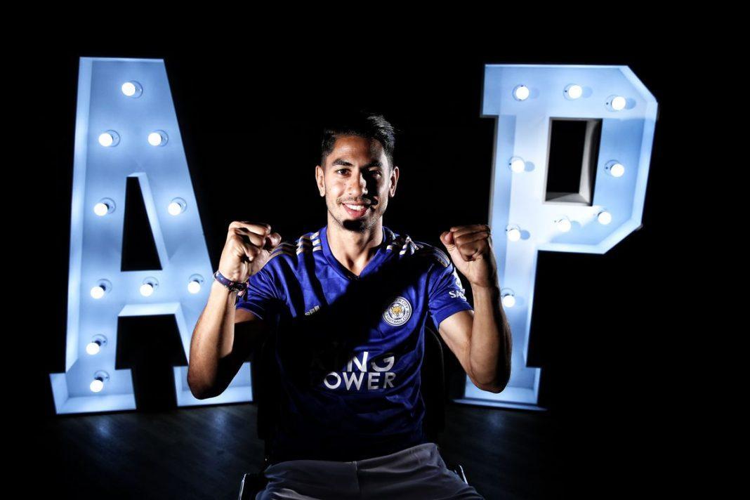Ayoze_Perez_Leicester_City_Wallpaper_HD