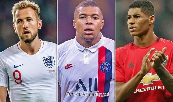 Barcelona-Suarez-Harry-Kane-Marcus-Rashford-Kylian-Mbappe
