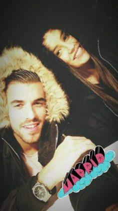 Dani_Ceballos_girlfriend_Maria_Sanchez_Sexy_pics