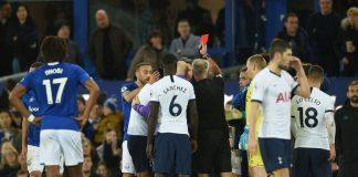 Heung-min-son-red-card