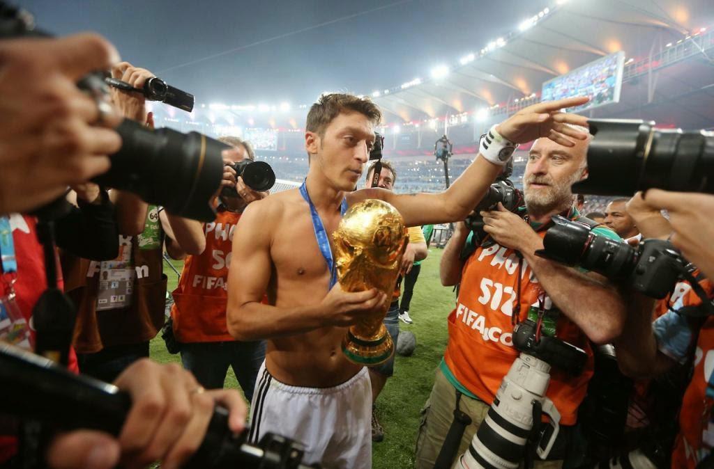 Mesut-Ozil-Germany