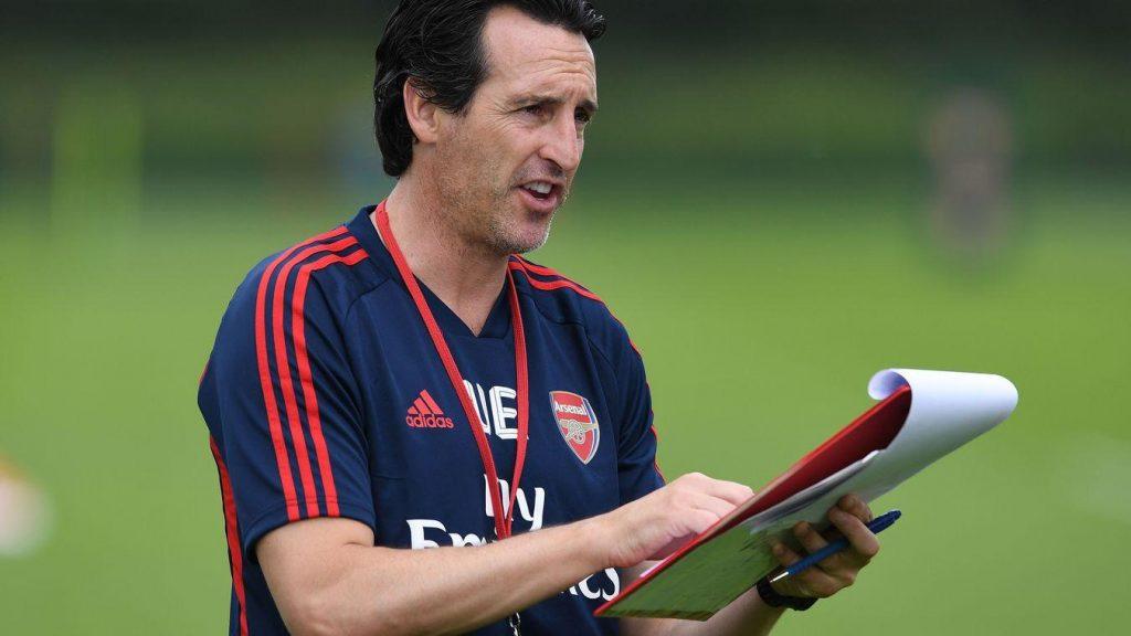 Unai_Emery_Arsenal