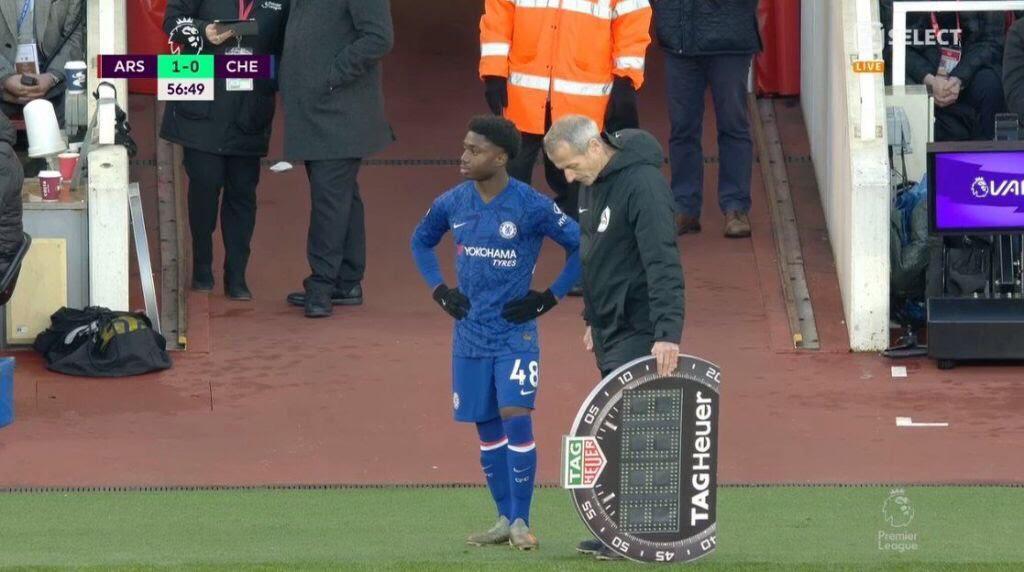 Tariq-Lamptey-Chelsea-debut