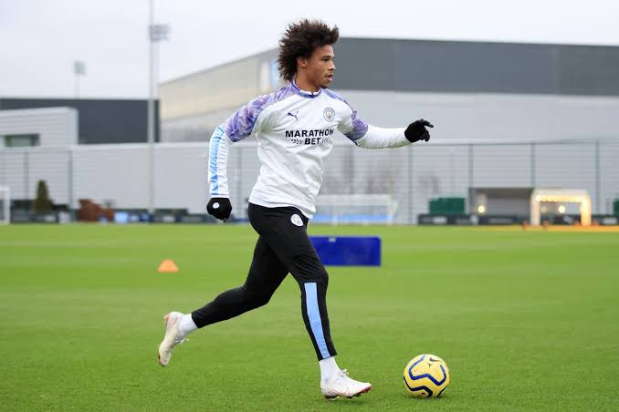 Leroy-Sane-Man-City-training-injury-return