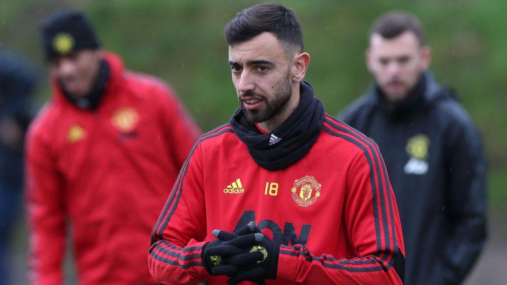 Bruno_Fernandes_Manchester_United_training