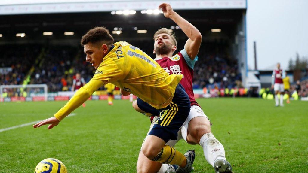 Burnley-v-Arsenal-torreira