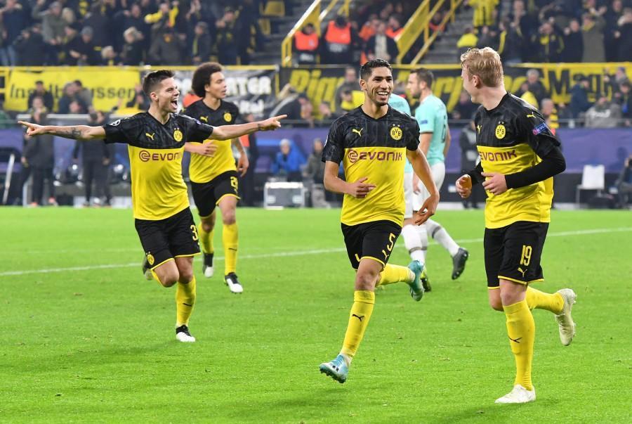 Hakimi_Dortmund