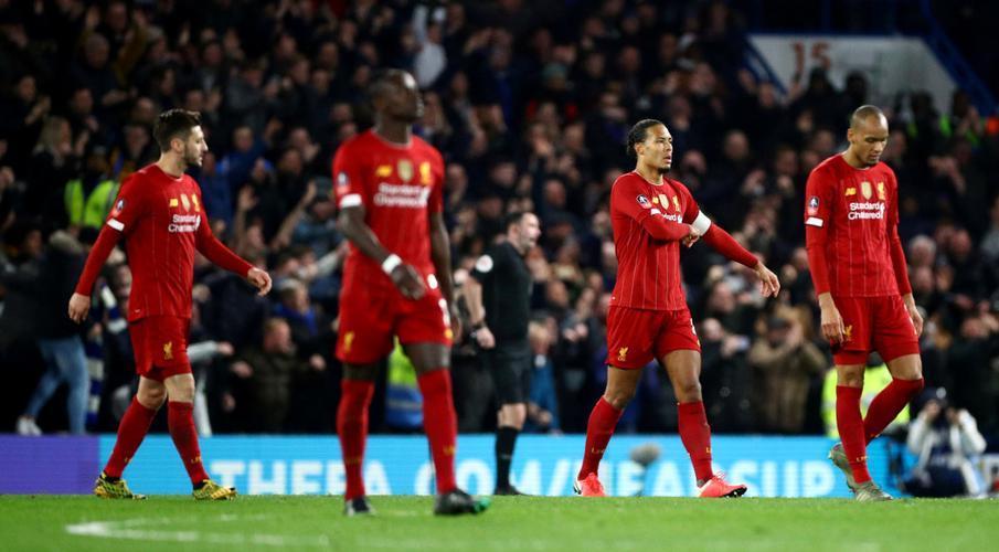 Liverpool-loss