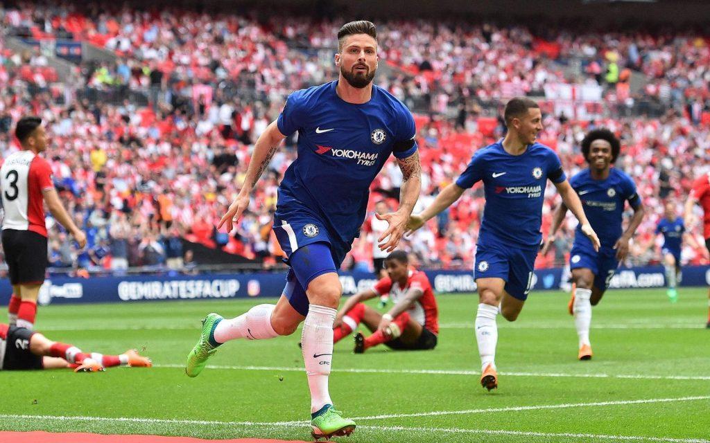 Chelsea-vs-Southampton-olivier-giroud