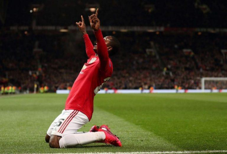Berbatov issues new challenge to Ighalo at Manchester United