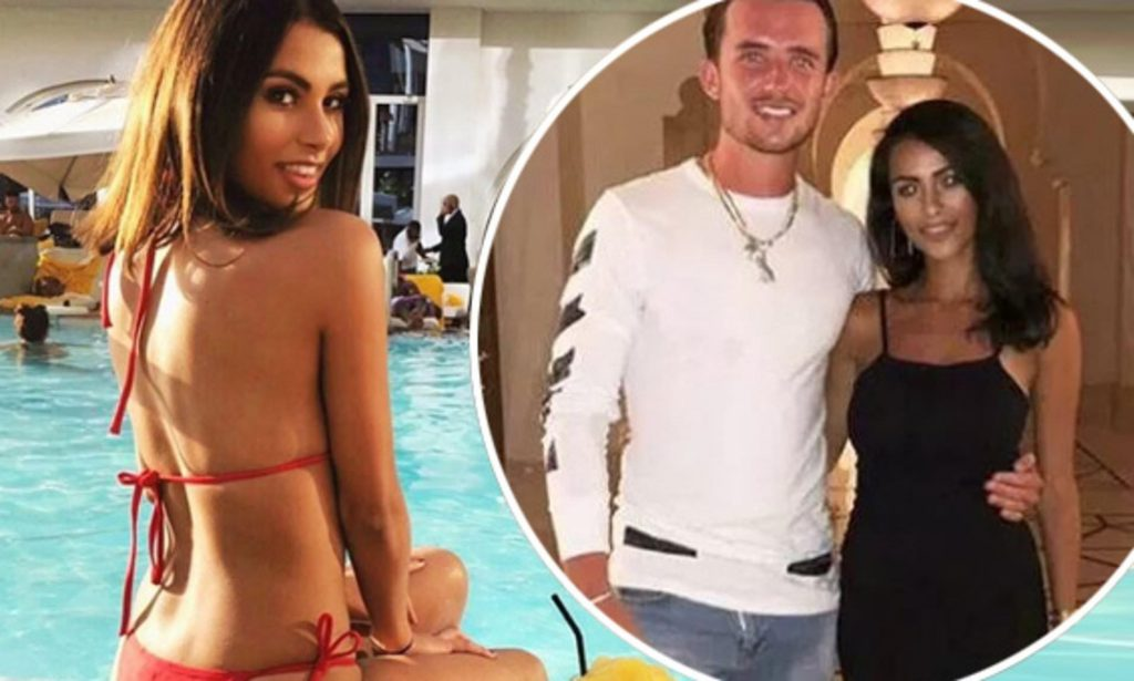 Joanna-Chimonides-Ben-Chilwell-ex-girlfriend
