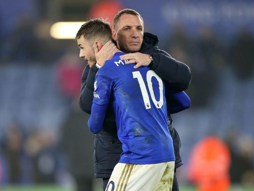 Leicester_Brendan-Rodgers-James-Maddison
