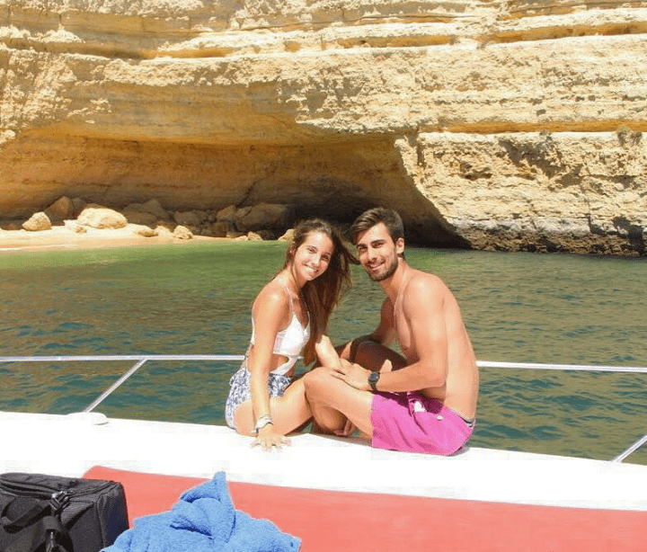 Lisa-Goncalves-Andre-Gomes-vacation