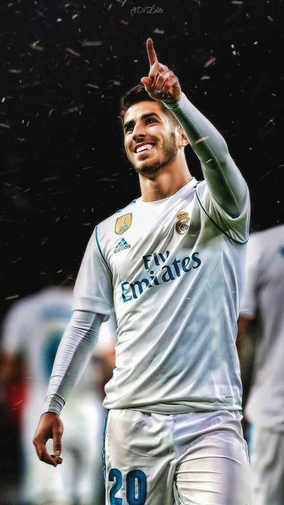 Marco_Asensio_Real_Madrid_Wallpaper_HD_Iphone