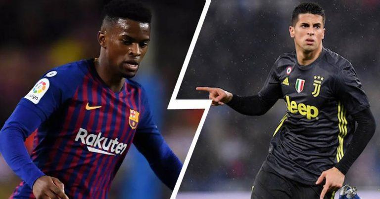 Manchester City hope to lure Nelson Semedo from Barcelona