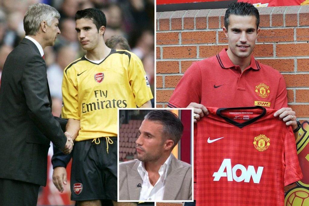 robin-van-persie-arsenal-arsene-wenger-manchester-united-signing