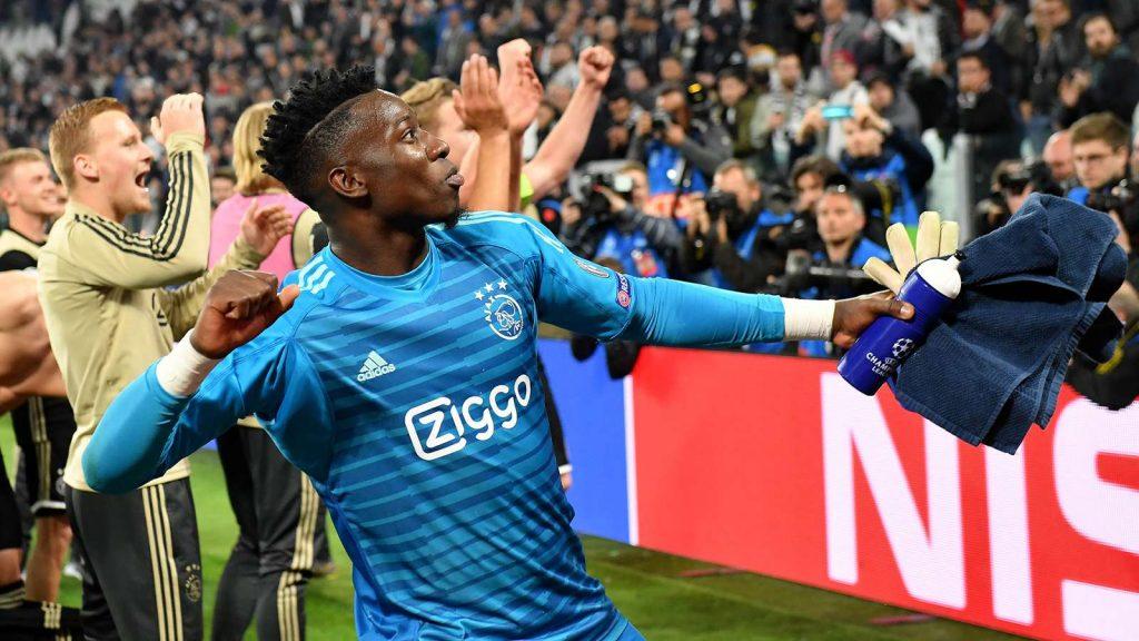 Ajax-Onana-champions-league-2018-19
