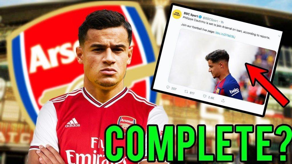 Coutinho_Arsenal_Transfer