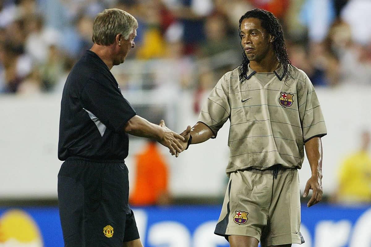 Ferguson-Ronaldinho