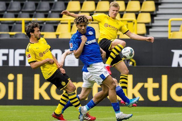 Jean-Clair-Todibo-Schalke-vs-Dortmund