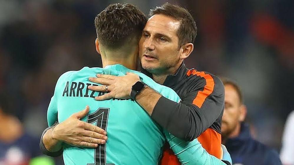 Kepa_Lampard