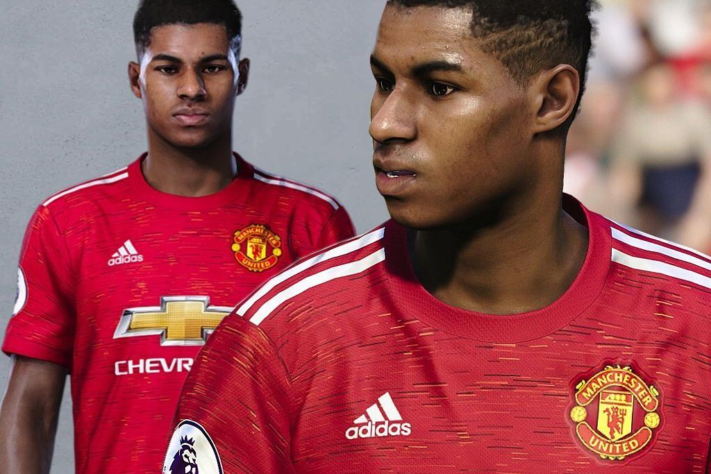 Manchester United 2020 21 Home Kit Leaked