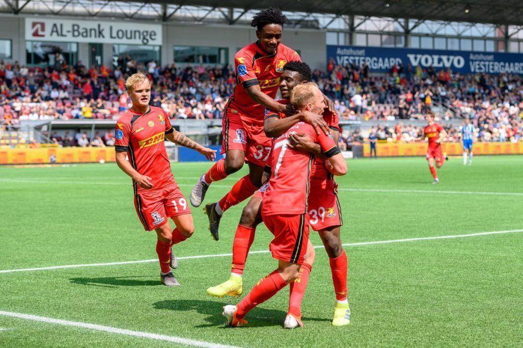 Mohammed-Kudus-Danish Superliga-FC-Nordsjælland