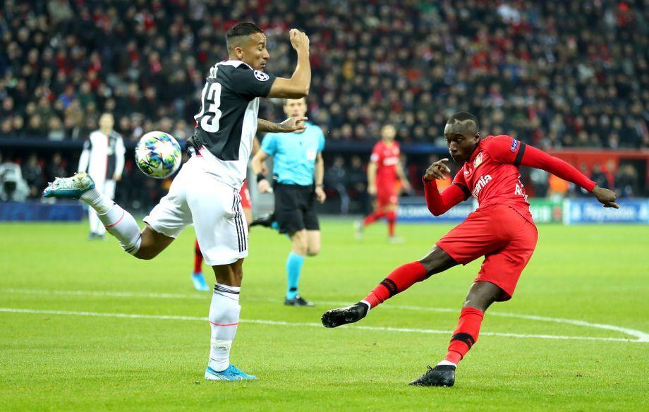 Moussa-Diaby-Bayer-vs-Juventus