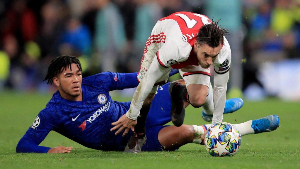 Nicolas-Tagliafico-Ajax-Chelsea