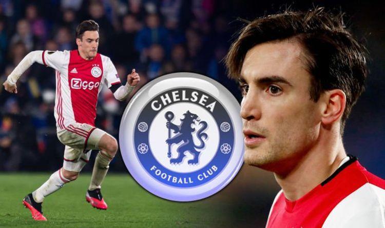 Nicolas_Tagliafico_Ajax_Chelsea