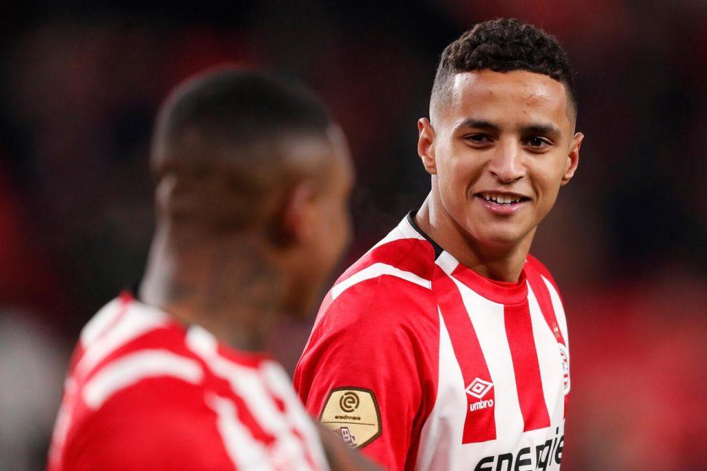 PSV_Eindhoven_Mohamed_Ihattaren