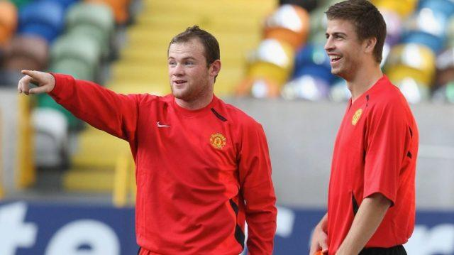 Rooney-pique-manchester-united