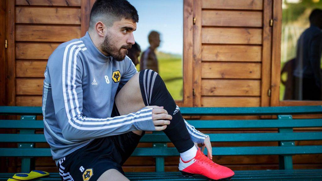 Ruben-Neves-Wolves-training