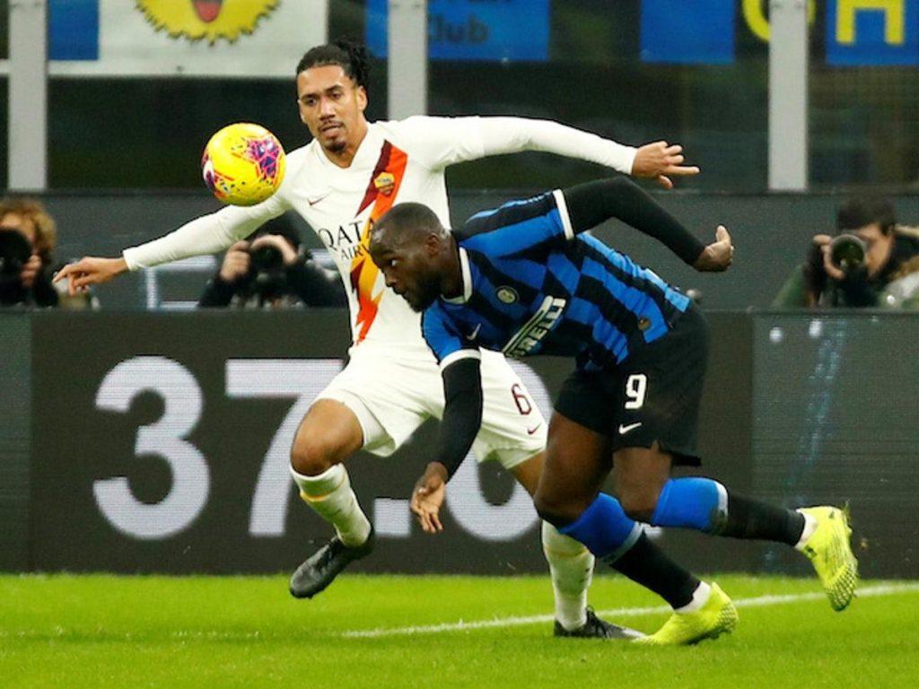 Smalling-AS-Roma-Inter-Milan