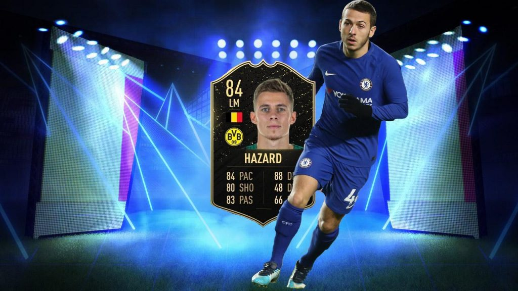 Thorgan Hazard Wallpaper Chelsea