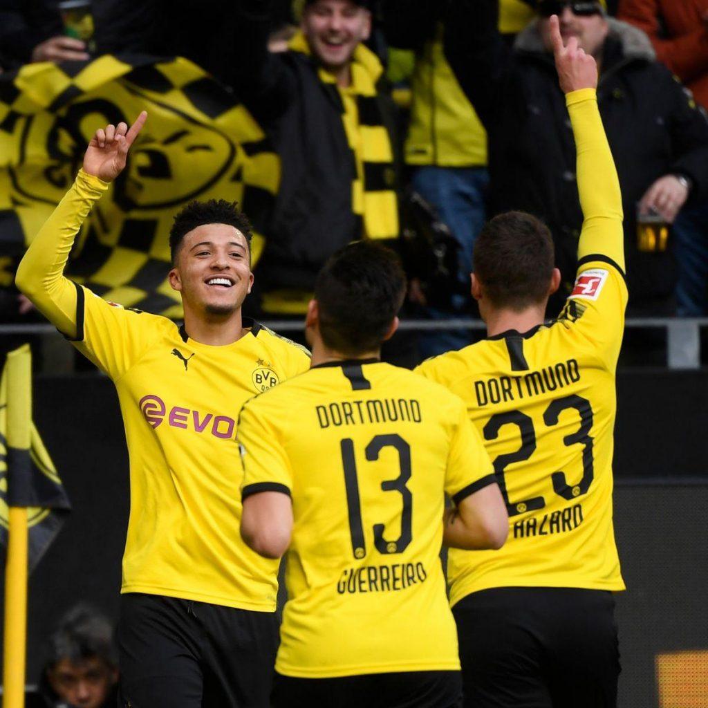 Thorgan_Hazard_Jadon_Sancho_Dortmund