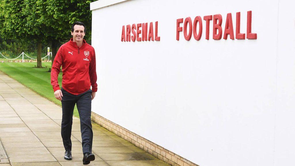 Unai_emery_Arsenal_football