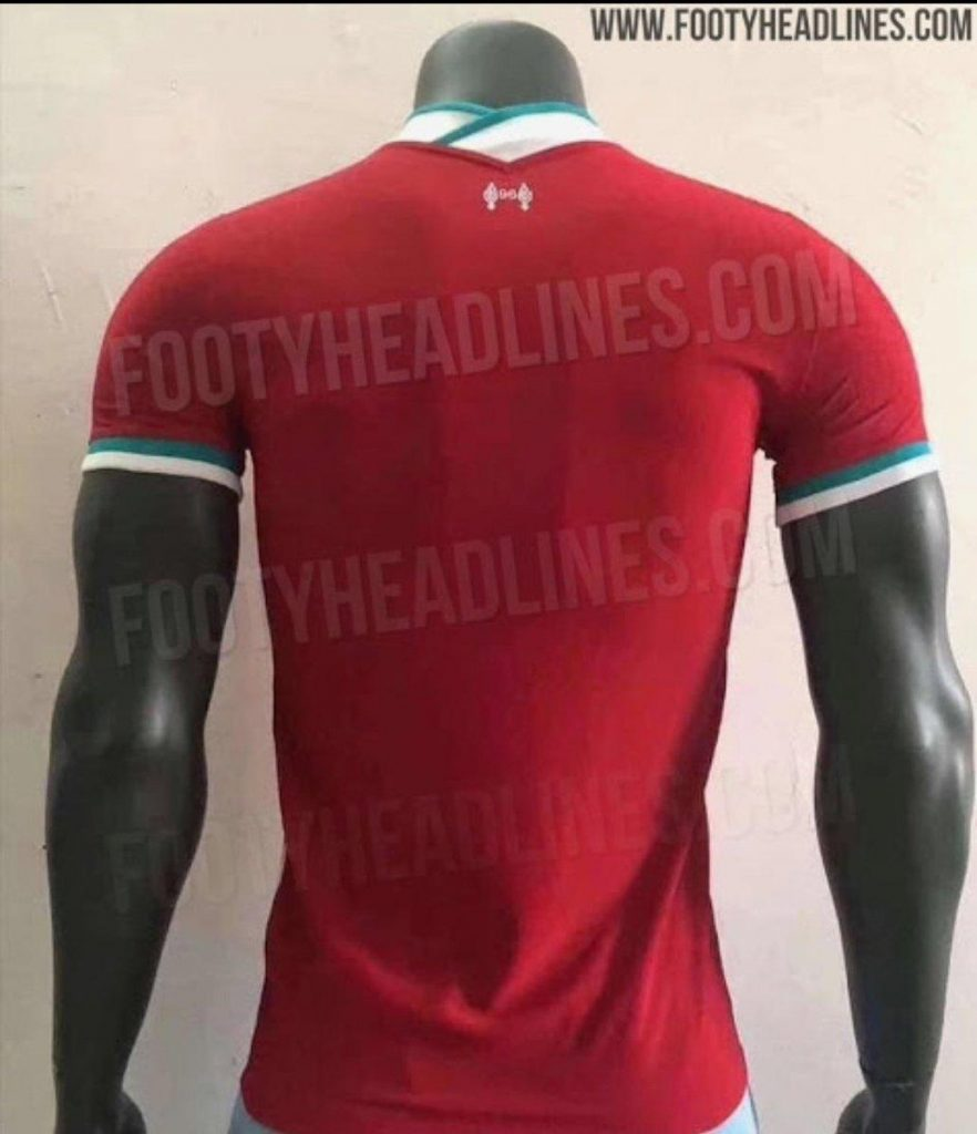 liverpool 2020 21 home kit leaked premier league news now liverpool 2020 21 home kit leaked