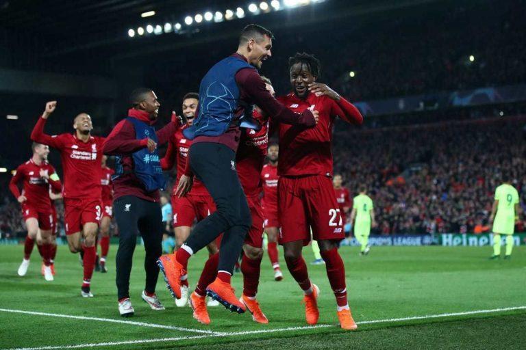 Berbatov: Liverpool wouldn't have comeback vs Barca behind closed doors