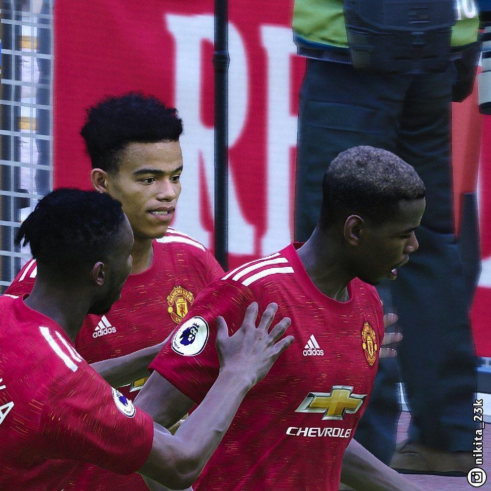 Manchester United 2020 21 Home Kit Leaked