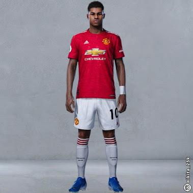 Manchester United 2020-21 home kit LEAKED!