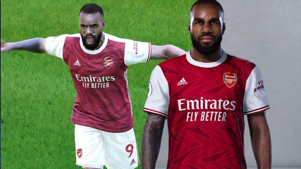 Arsenal 2020 21 Home Kit Leaked Premier League News Now