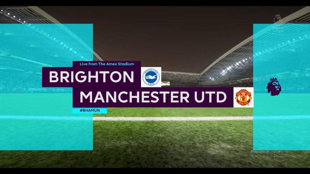 brighton vs man united - photo #3