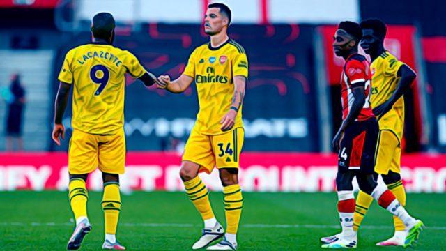 Granit_Xhaka_Arsenal_vs_Southampton