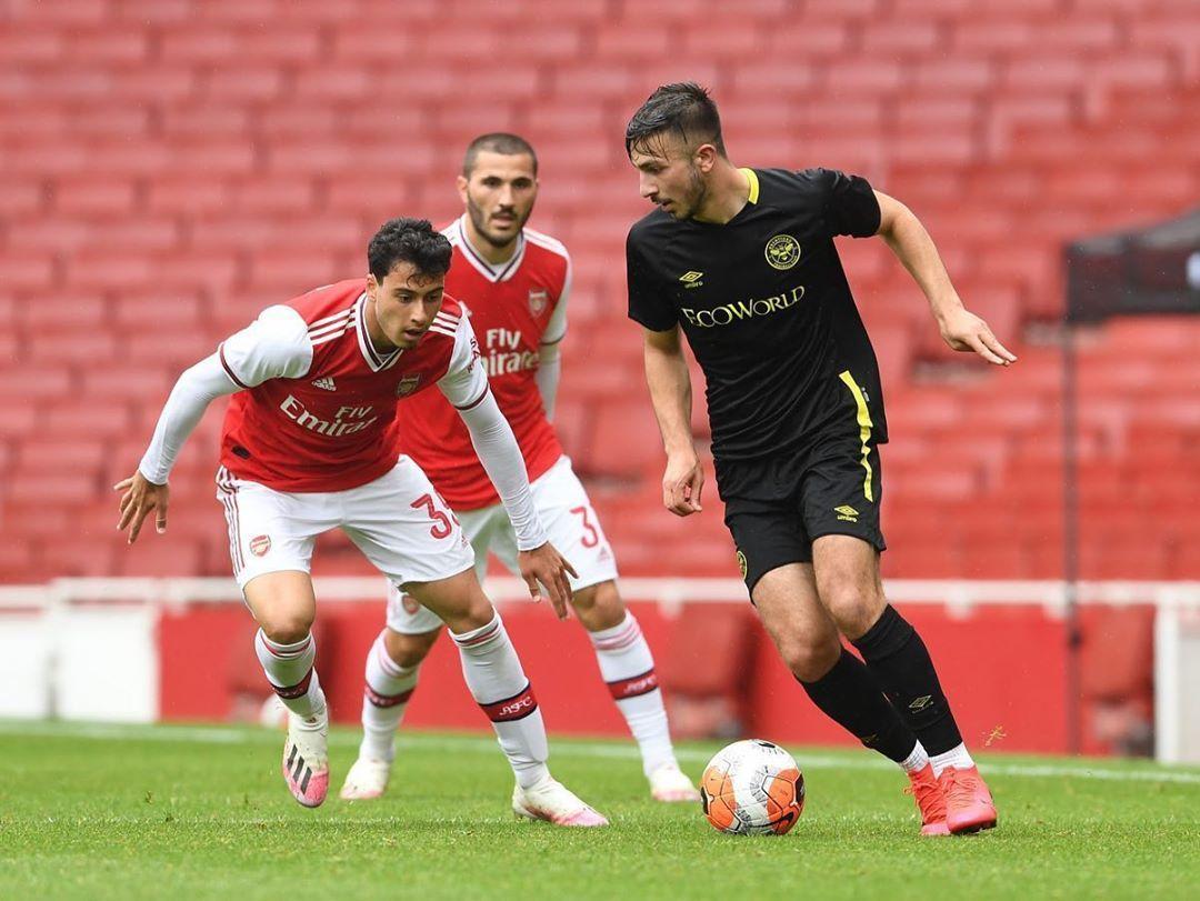Halil-Dervişoğlu-vs-Arsenal