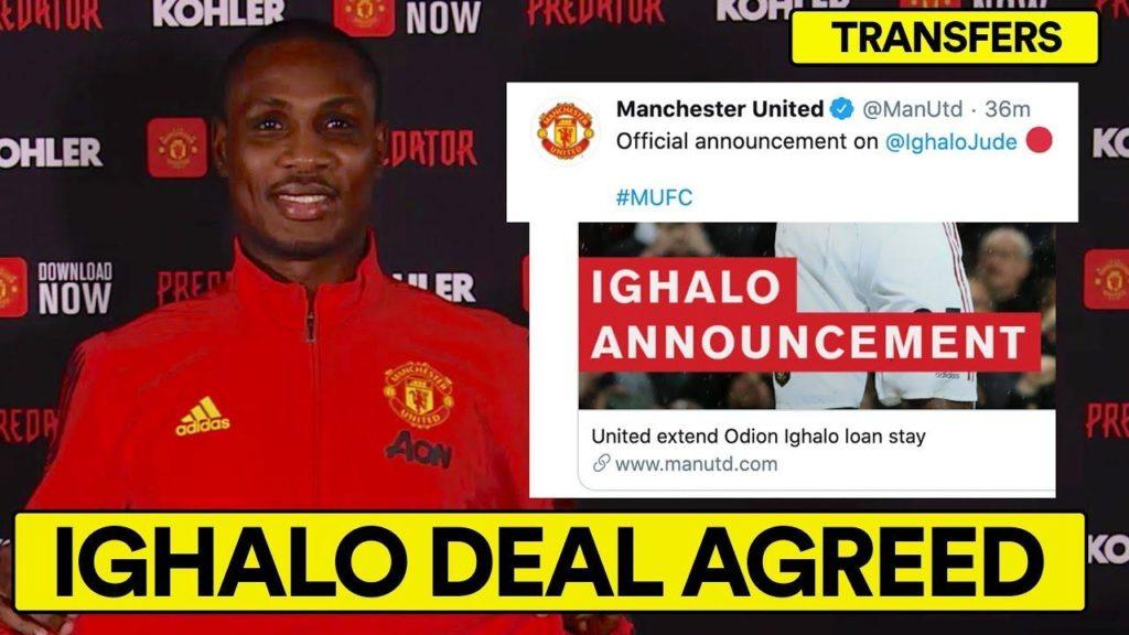 Ighalo_Man_Utd_Loan_Extension